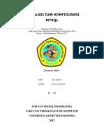10110578_IF-13 (Instalasi Dan Konfigurasi MySQL)