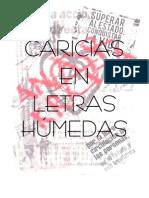 Compilado de Poesía Erótica-Caricias en letras húmedas-Anarkrata