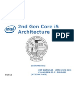 Intel Core i5 Ppt
