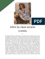 Aristóteles - Sobre las Clases Sociales