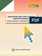 Installation Troubleshooting Capacitors APFCSystem