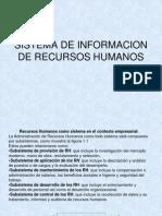 7-1 Sistemas de Informacion de Recursos Humanos