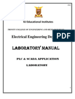Plc & Scada Lab Manual (Part-1)