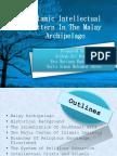 Islamic Intellectual Pattern in the Malay Archipelago