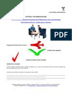 ADM 101 - Actitud y Automotivación