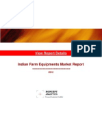Indian Agricultural Equipment Market