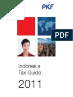 PKF Tax Guide Indonesia 2011