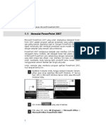 Student Guide Series MS Off PowerPoint 2007