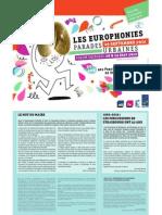 Les Europhonies 2012
