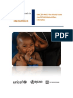 Levels and Trends in Child Malnutrition