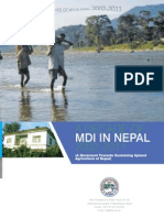 A Decade of Mdi in Nepal Annual Report