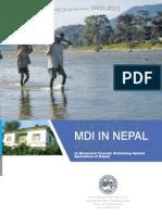 A Decade of Mdi in Nepal Annual Report