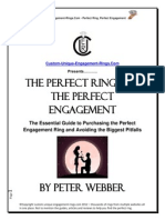 How to Buy an Engagement Ring for the Perfect Engagement