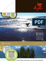 Catalogo ORIJEN 2012