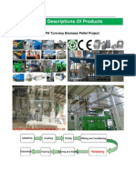 Catalogue of Pellet Machines