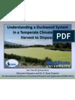 9-Jonathan Farrell Understanding Duckweed System ICDRA Chengdu