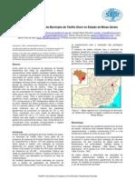 Gradiente Geotérmico do Município de Teófilo Otoni no Estado de Minas Gerais