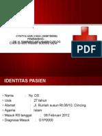 83072955 LAPORAN KASUS CPD Cephalo Pelvic Disproportion