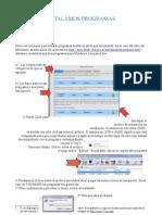 tutorial de instalación de utilidades