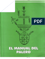 Manual Del Palero - Fidedigno Del Original 1955