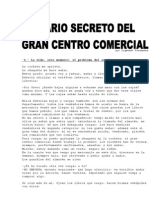 Diario secreto del Gran Centro Comercial (Sigumundo Fernández)