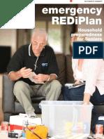 Australian Red Cross Household Preparedness for Seniors Booklet 2009 19p