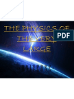 The Physics of the Very Large