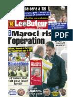LE BUTEUR PDF du 18/01/2009