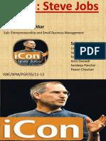 iCon Book Presentation