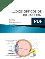 MEDIOS ÓPTICOS DE DIFRACCIÓN