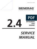 Servicio Motor Monta Car Gas Caterpillar