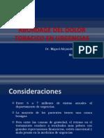 Abordage Del Dolor Toracico en Urgencias