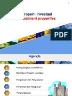PSAK 13 Properti Investasi IAS 40 120112