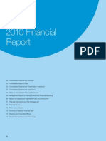 Abbott AR2010 Financials