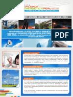 Eficiencia Energetica Peru 2012 Presentacion