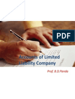 Accounts of Limited Company-1