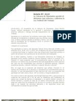 29/09/12 - Boletín Nº. 115