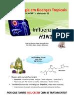 03 - Farmacologia da Gripe Suína H1N1