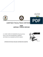 Asphalt Crack Repair