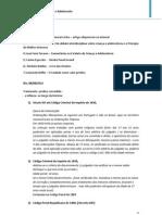 Eletiva- ECA - Estatuto Da Crianca e Adolescente - Ano 2012