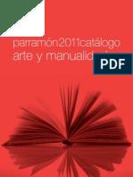 Catalogo Arte y Manualidades