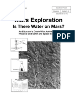 Mars Exploration Activities