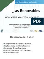 Taller de Energías Renovables_Sept2012
