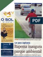 Estudo da malha Cicloviária Baln. Camboriú e Camboriú