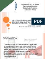 Hipertrofica Congenita Del Piloro