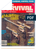 American Survival Guide October 1990 Volume 12 Number 10