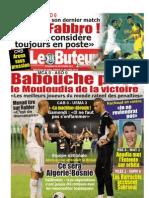 LE BUTEUR PDF du 30//09/2012