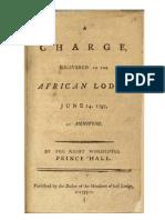 Prince Hall 1797