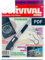 American Survival Guide November 1990 Volume 12 Number 11