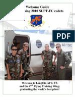 Cadet SUPTFC Guide (2010)